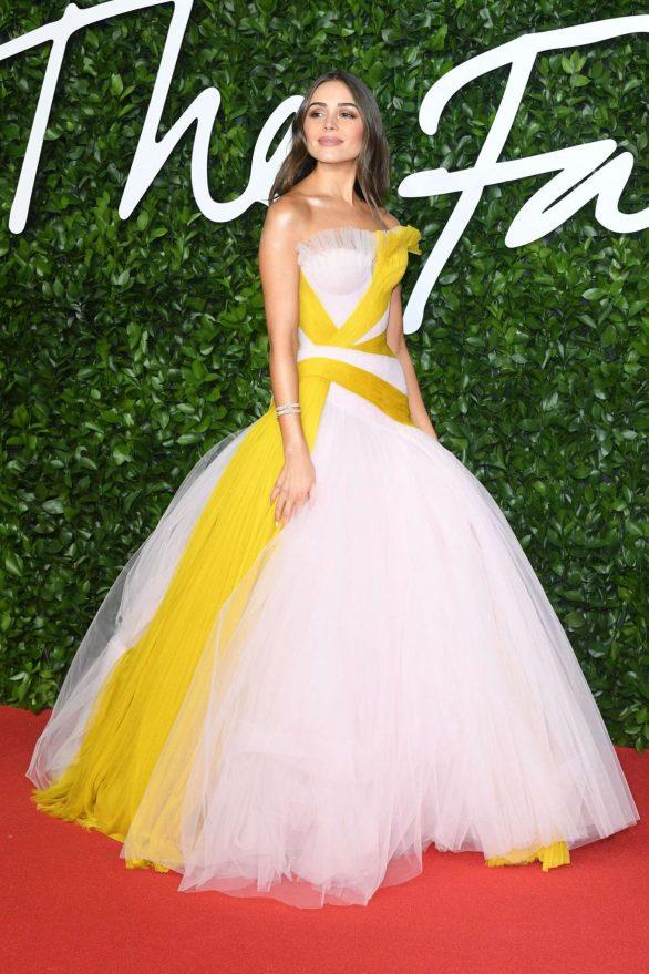 Olivia Culpo 2019 : Olivia Culpo – Fashion Awards 2019 in London-01