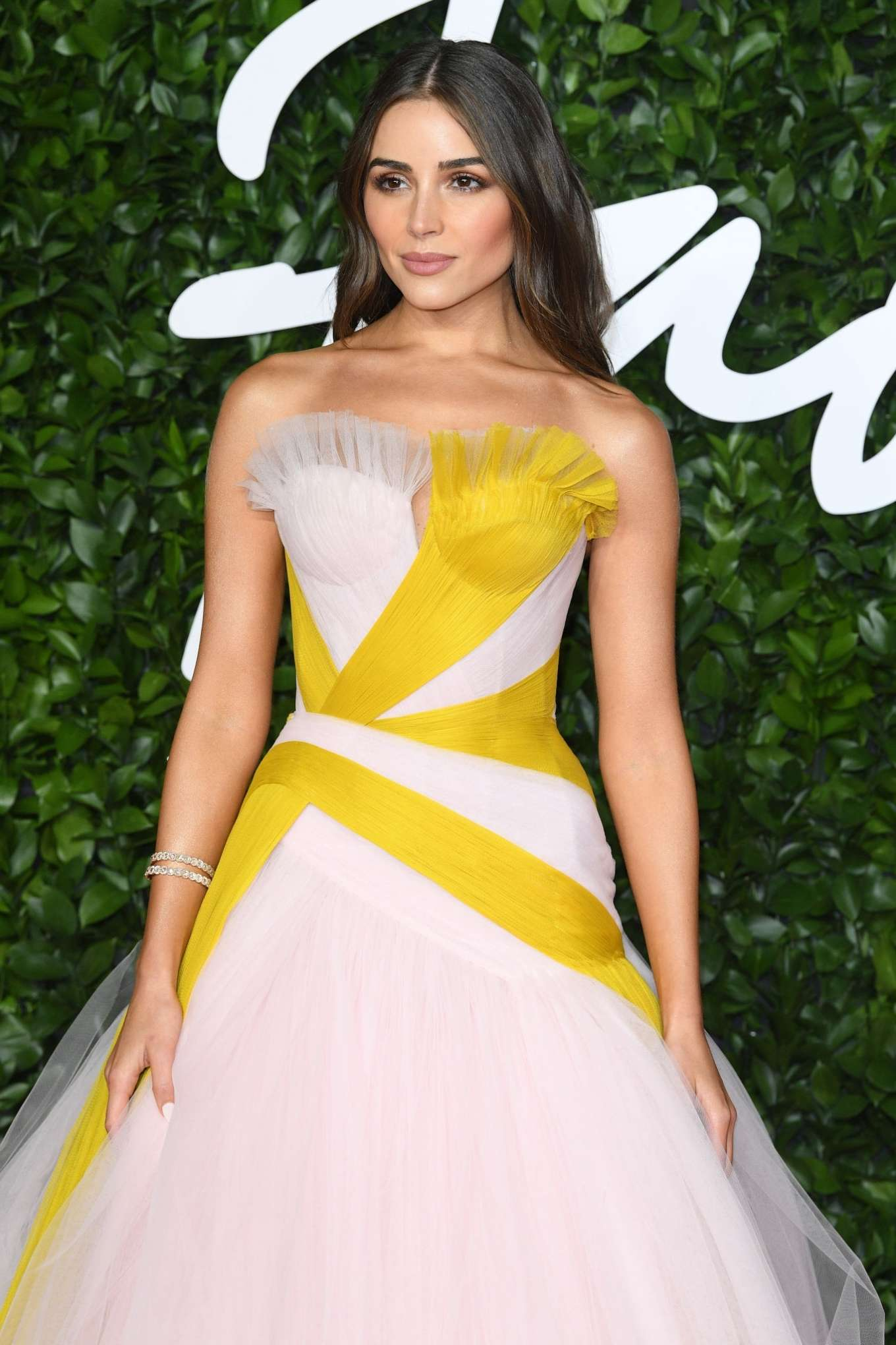 Olivia Culpo 2019 : Olivia Culpo – Fashion Awards 2019 in London-06