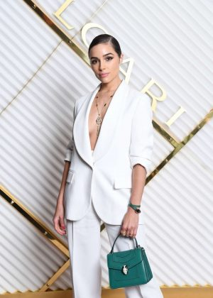 Olivia Culpo - BVLGARI Dinner Party in Milan