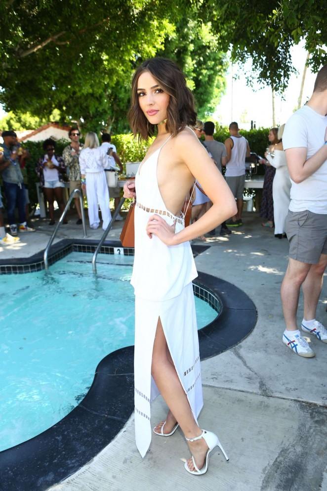 Olivia Culpo - CFDA and PopSugar Brunch at Coachella 2016 in Palm Springs