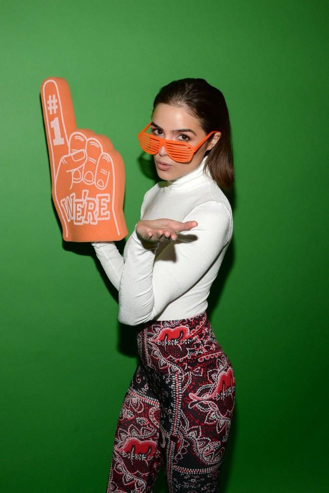 Olivia Culpo: Clinique Pep-Start Eye Cream Launch Party -27