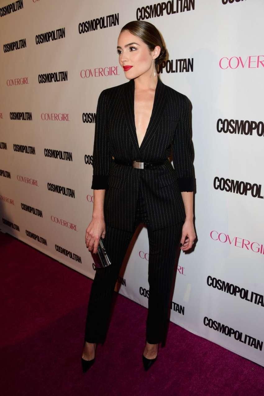 Olivia Culpo 2015 : Olivia Culpo: Cosmopolitans 50th Birthday Celebration -02