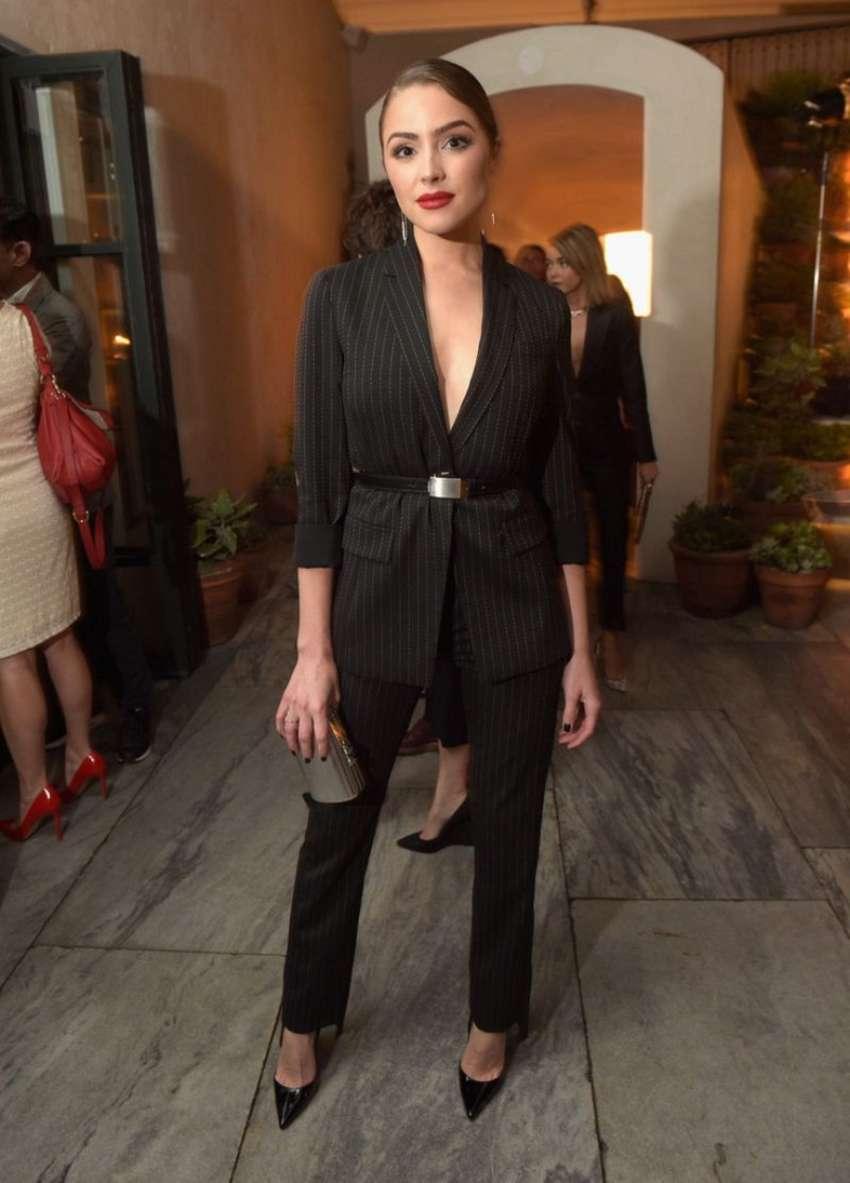 Olivia Culpo 2015 : Olivia Culpo: Cosmopolitans 50th Birthday Celebration -03