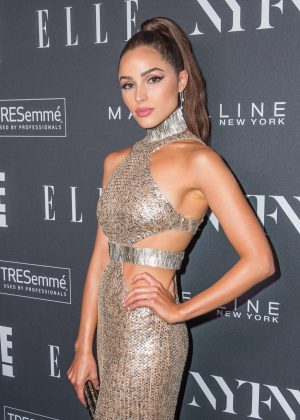 Olivia Culpo - E!, ELLE & IMG celebrate the Kick-Off To NYFW: The Shows in NYC