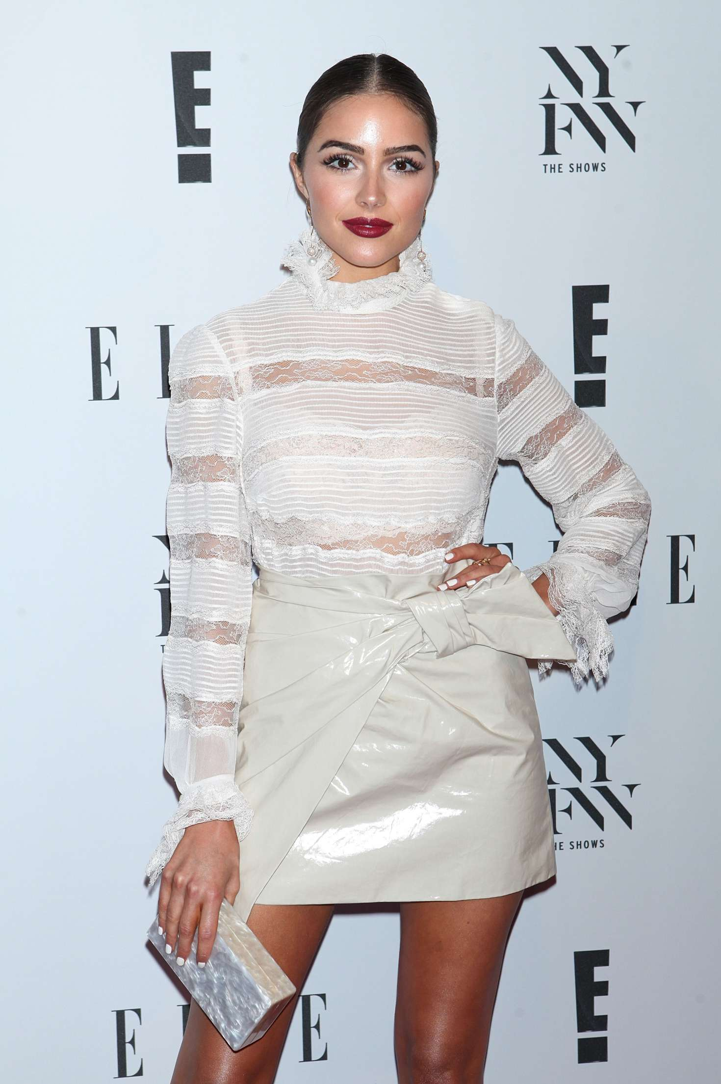 Olivia Culpo - E! New York Fashion Week Kick Off in New York City