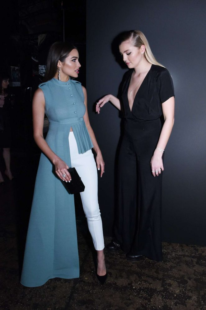 Olivia Culpo - Forevermark Black Label Collection Launch in New York City