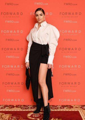 Olivia Culpo - Forward by Elyse Walker in Paris