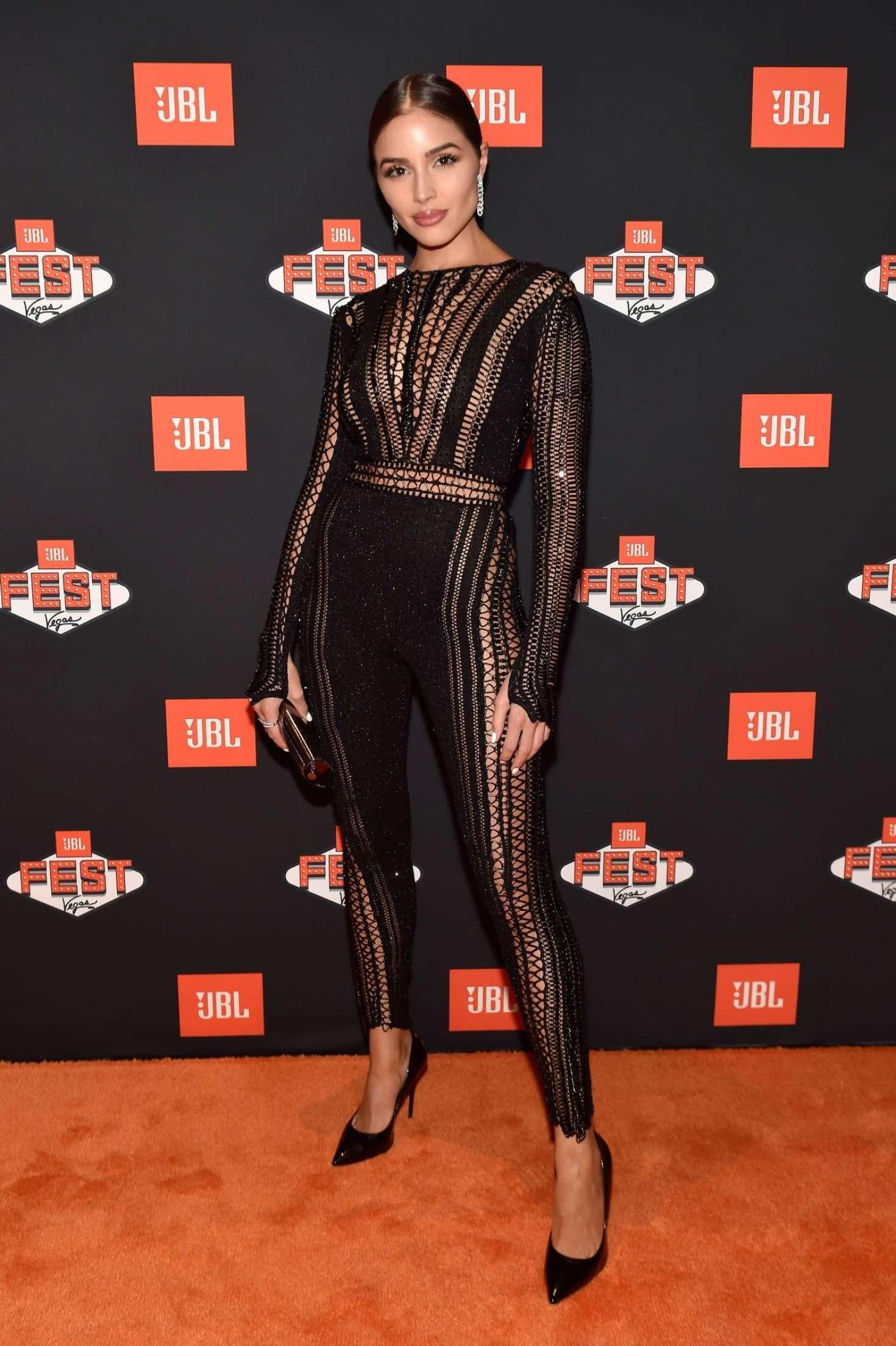 Olivia Culpo – JBL Fest 2018 inside Caesars Palace in Las Vegas