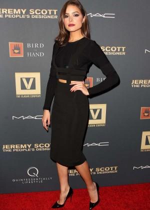 Olivia Culpo - 'Jeremy Scott: The People's Designer' Premiere in NY