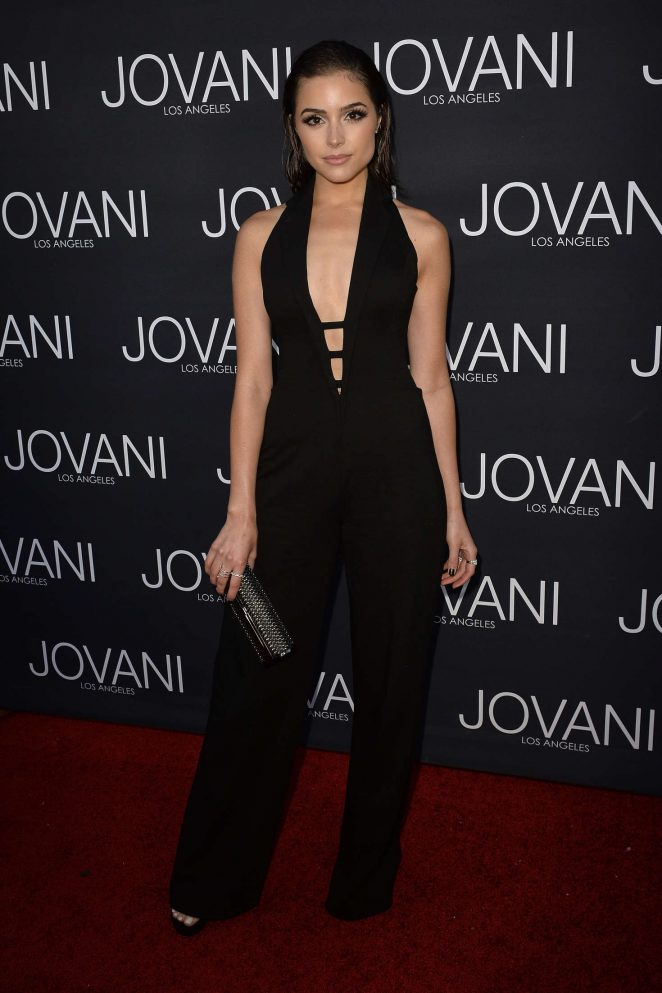 Olivia Culpo: Jovani Los Angeles Store Opening Celebration -04