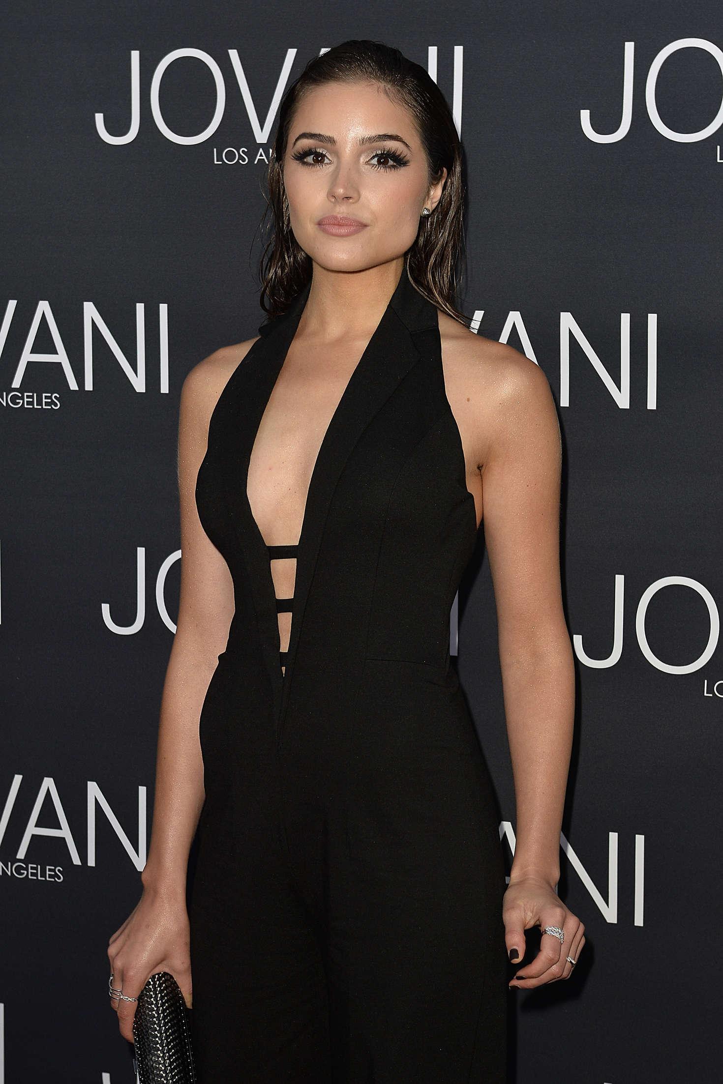 Olivia Culpo 2016 : Olivia Culpo: Jovani Los Angeles Store Opening Celebration -09