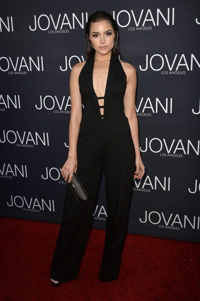 Olivia Culpo: Jovani Los Angeles Store Opening Celebration -10
