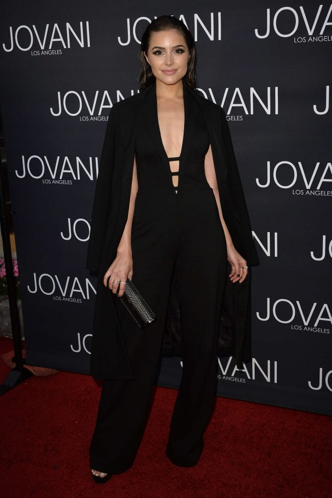 Olivia Culpo: Jovani Los Angeles Store Opening Celebration -15