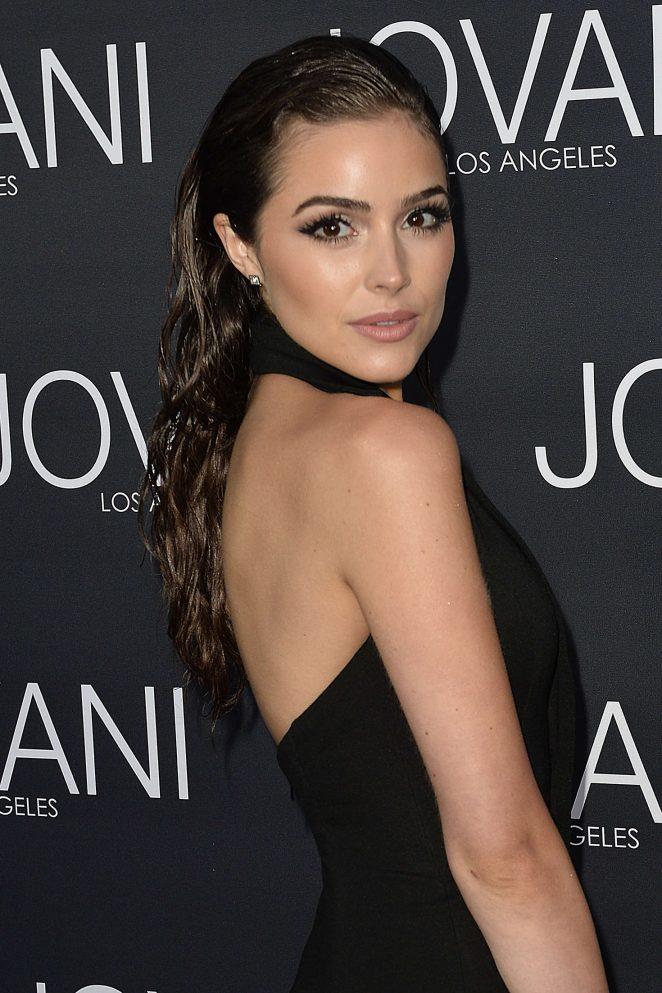 Olivia Culpo: Jovani Los Angeles Store Opening Celebration -17