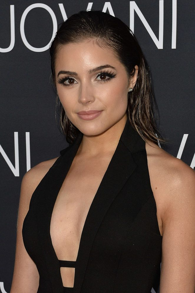 Olivia Culpo: Jovani Los Angeles Store Opening Celebration -18