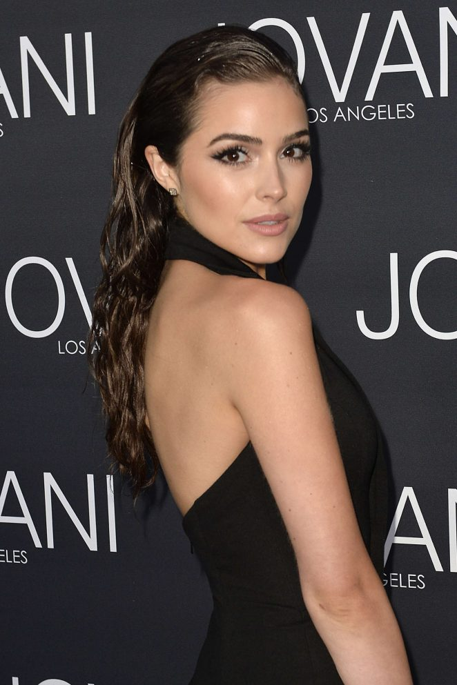 Olivia Culpo: Jovani Los Angeles Store Opening Celebration -19