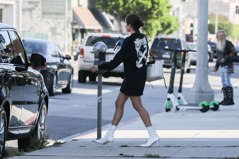Olivia Culpo 2019 : Olivia Culpo: Leaves Eveleigh restaurant-15
