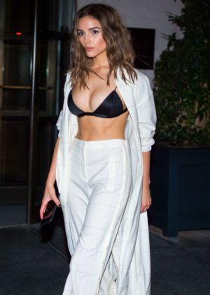Olivia Culpo - Leaves GHD Hair launch event in NYC