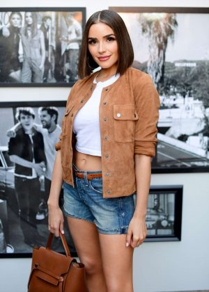 Olivia Culpo - Lucky Brand Presents Lucky Lives On FW 2017 Preview in LA