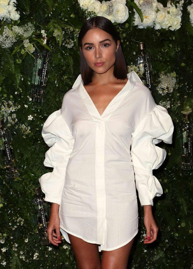 Olivia Culpo – Maison St-Germain LA debut in LA