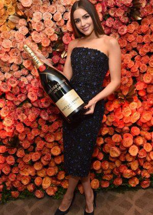 Olivia Culpo - Moet & Chandon Celebrates The 74th Annual Golden Globe Awards in LA