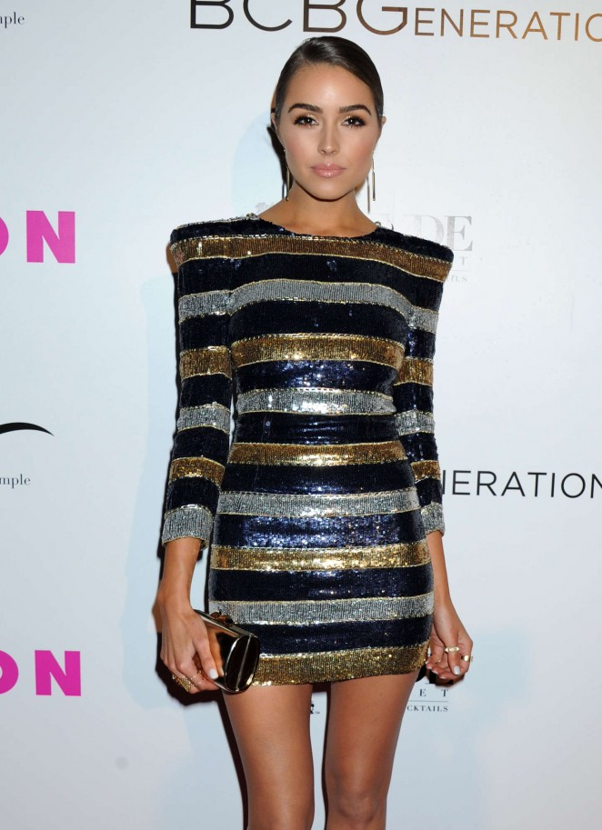 Olivia Culpo - NYLON Young Hollywood Party 2015 in Hollywood