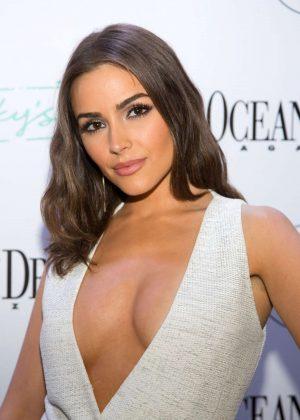Olivia Culpo - Ocean Drive Magazine Cover Party in Miami