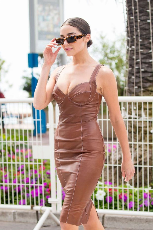 Olivia Culpo - On the Croisette in Cannes