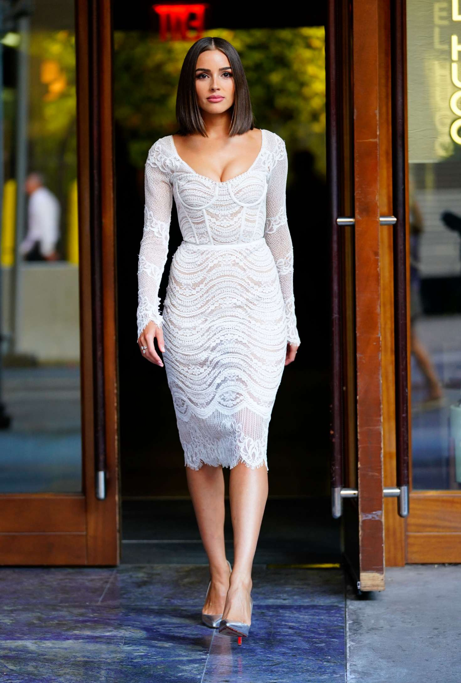 Olivia Culpo 2018 : Olivia Culpo: Out and about in New York -06