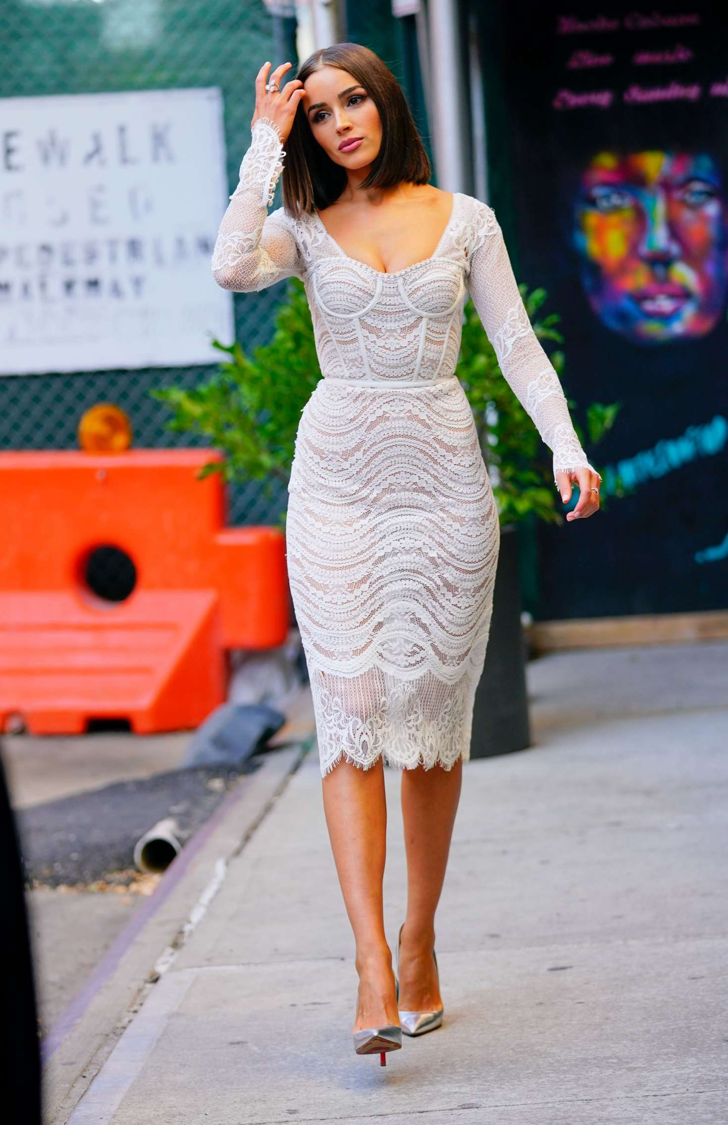 Olivia Culpo 2018 : Olivia Culpo: Out and about in New York -09