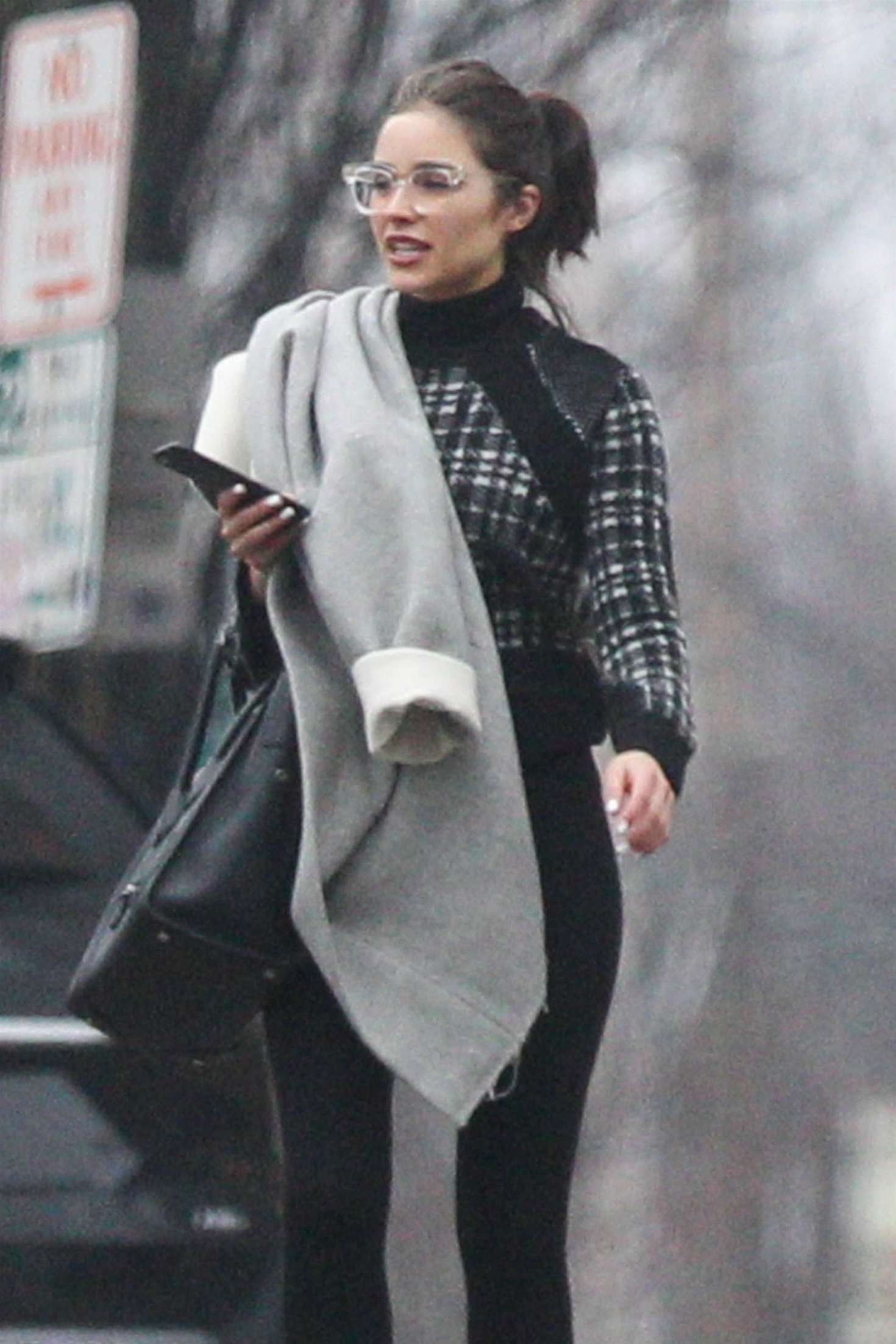 Olivia Culpo - Out and about in Providence