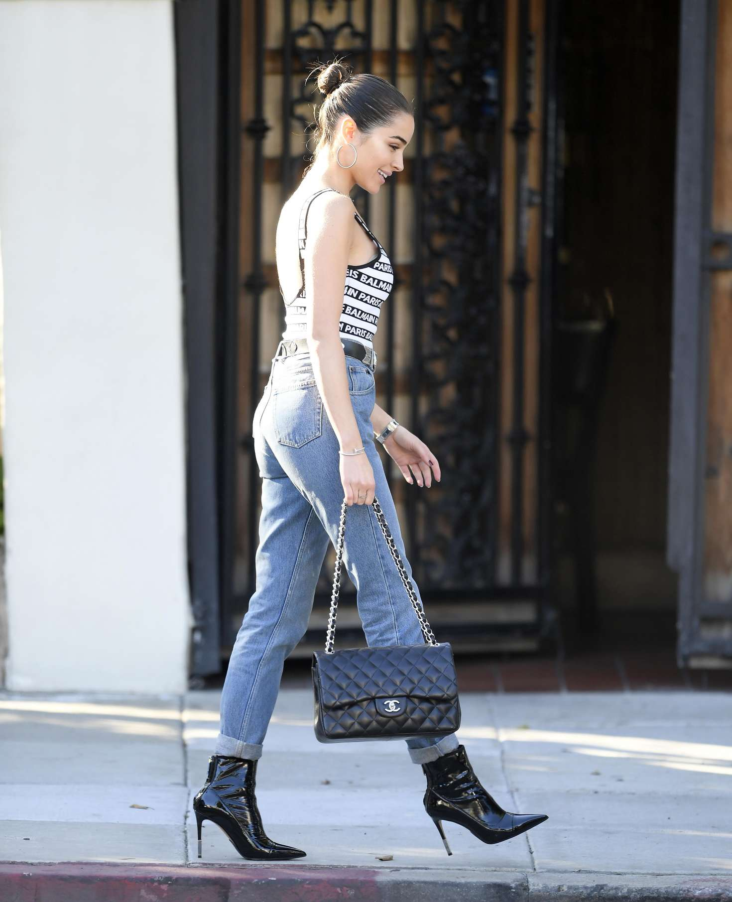 Olivia Culpo 2018 : Olivia Culpo: Out and about in West Hollywood -08