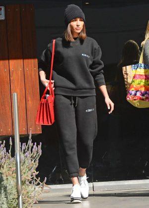 Olivia Culpo out in LA