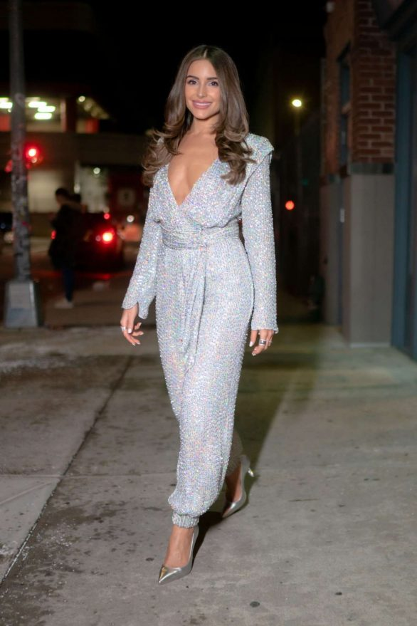 Olivia Culpo - Out in New York City
