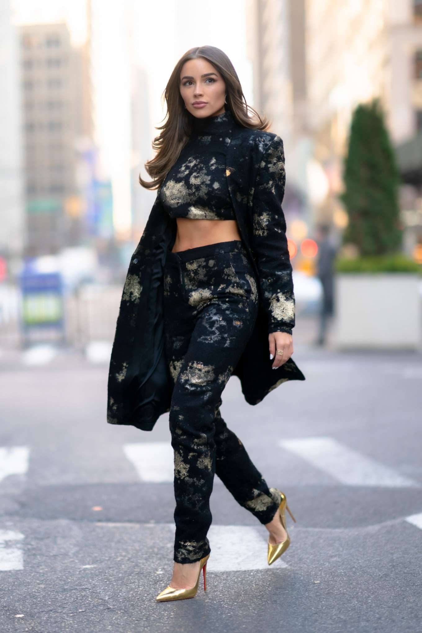 Olivia Culpo - Out in NYC