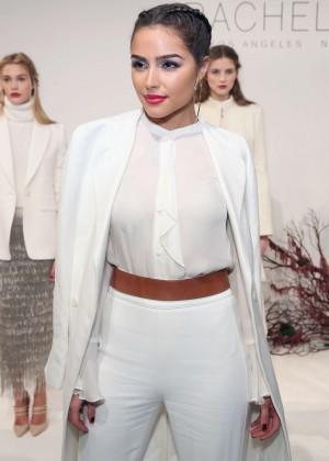 Olivia Culpo - Rachel Zoe 2016 Fashion Show in NYC