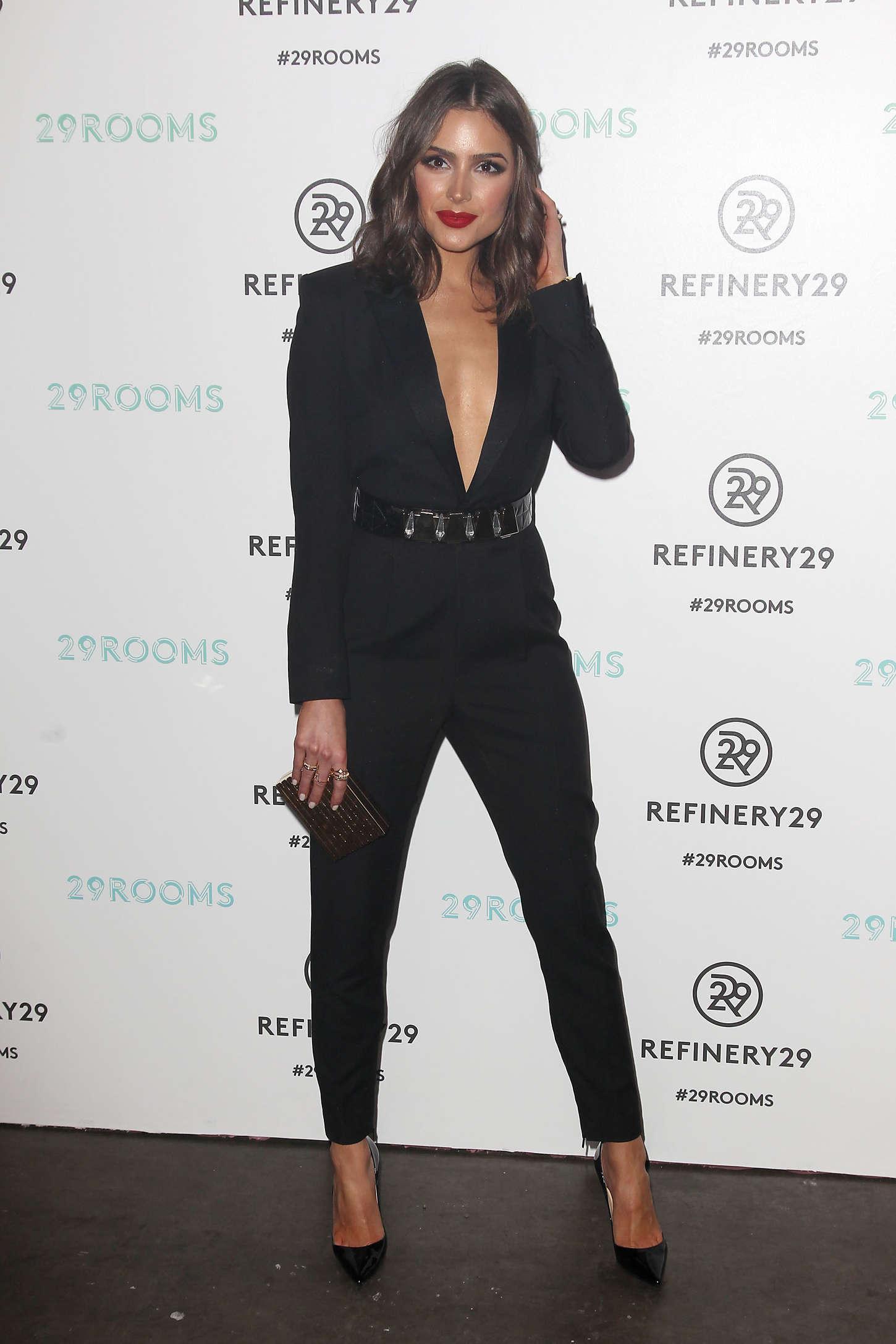 Olivia Culpo 2015 : Olivia Culpo: Refinery29 Presents 29Room -04