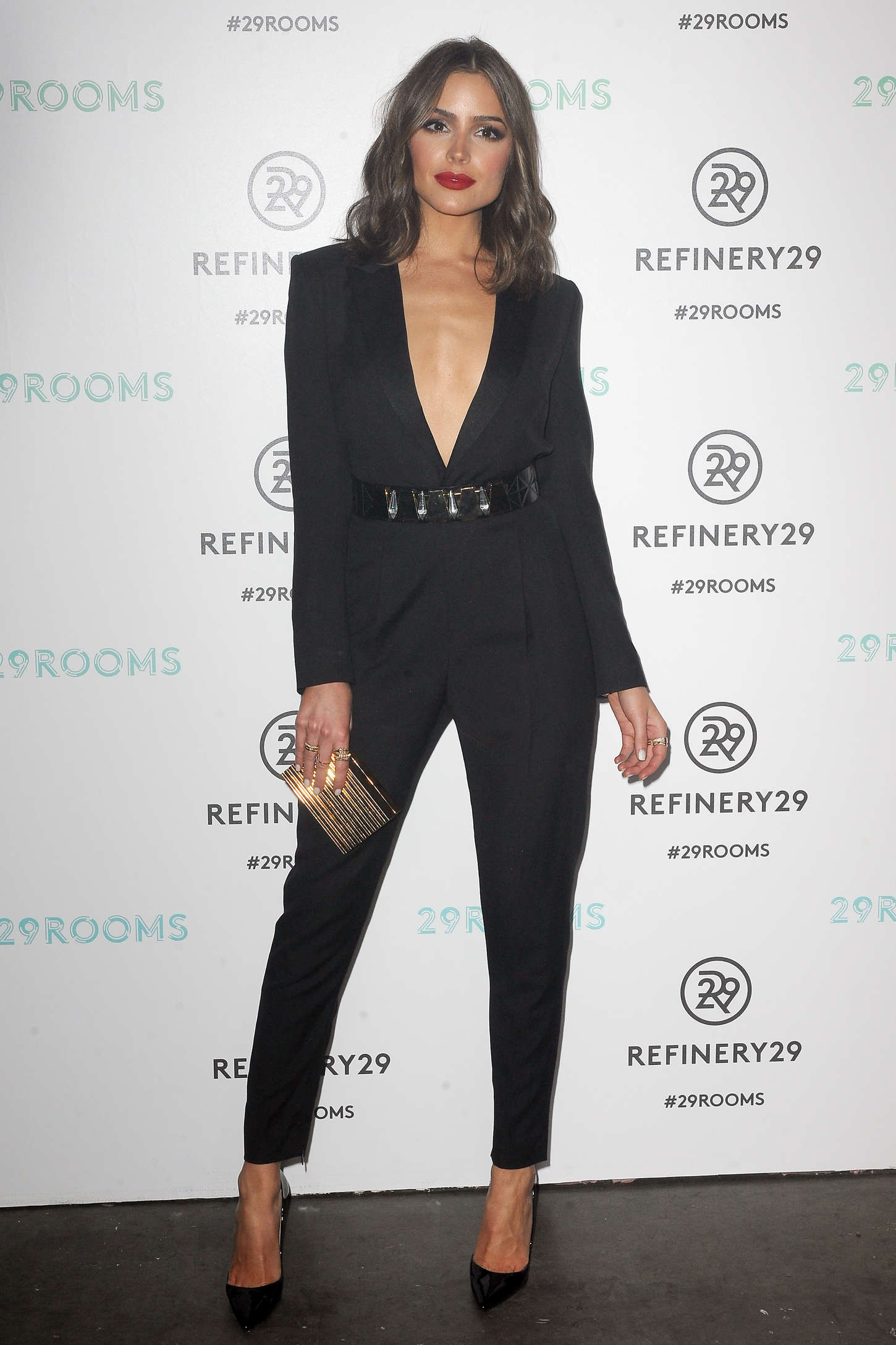 Olivia Culpo 2015 : Olivia Culpo: Refinery29 Presents 29Room -06