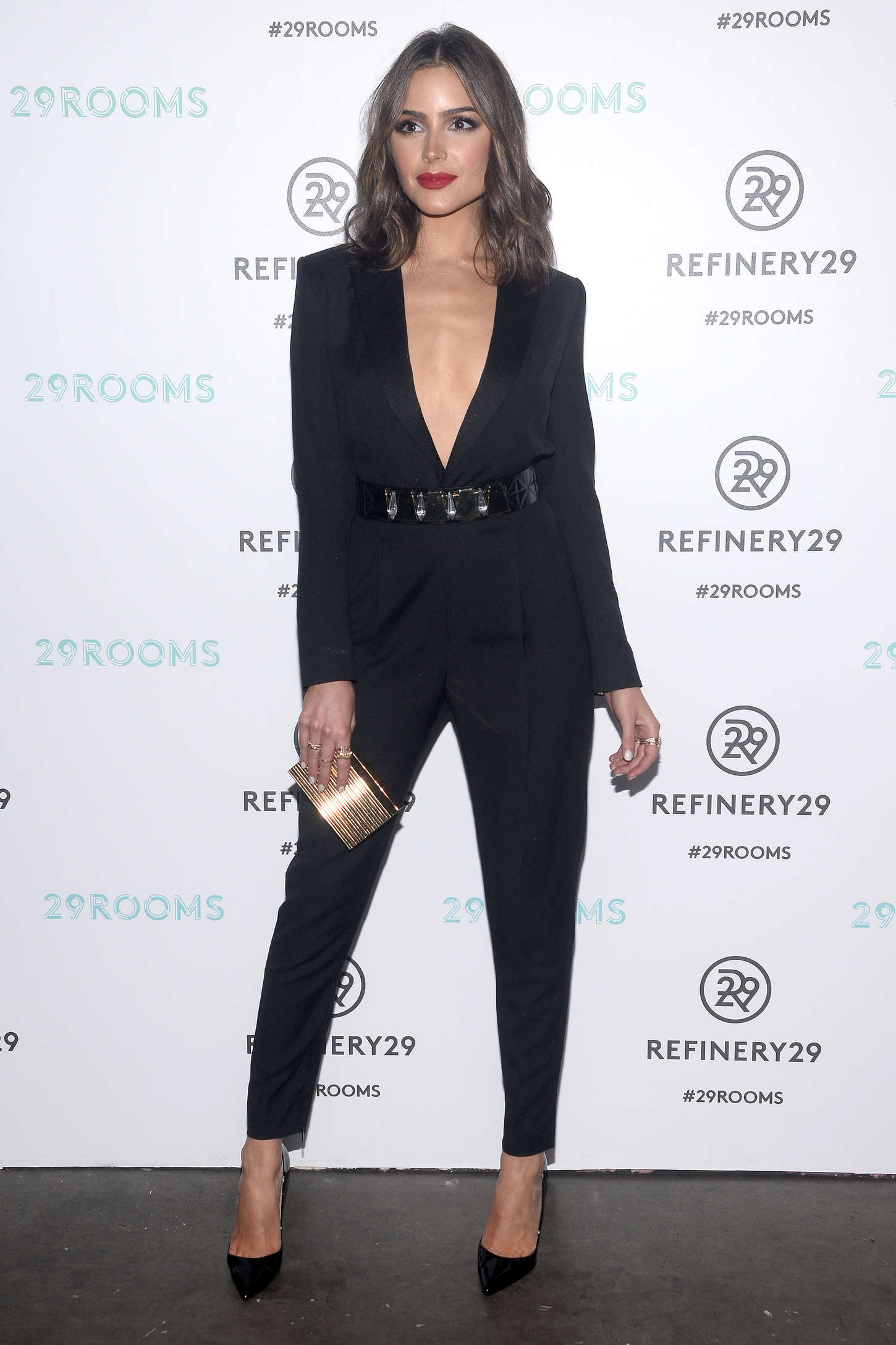 Olivia Culpo 2015 : Olivia Culpo: Refinery29 Presents 29Room -13