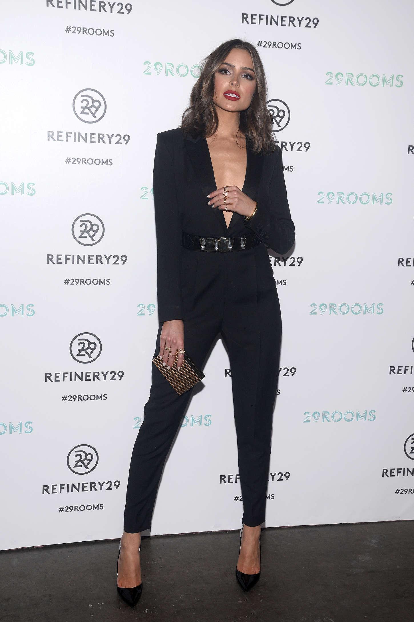 Olivia Culpo 2015 : Olivia Culpo: Refinery29 Presents 29Room -22
