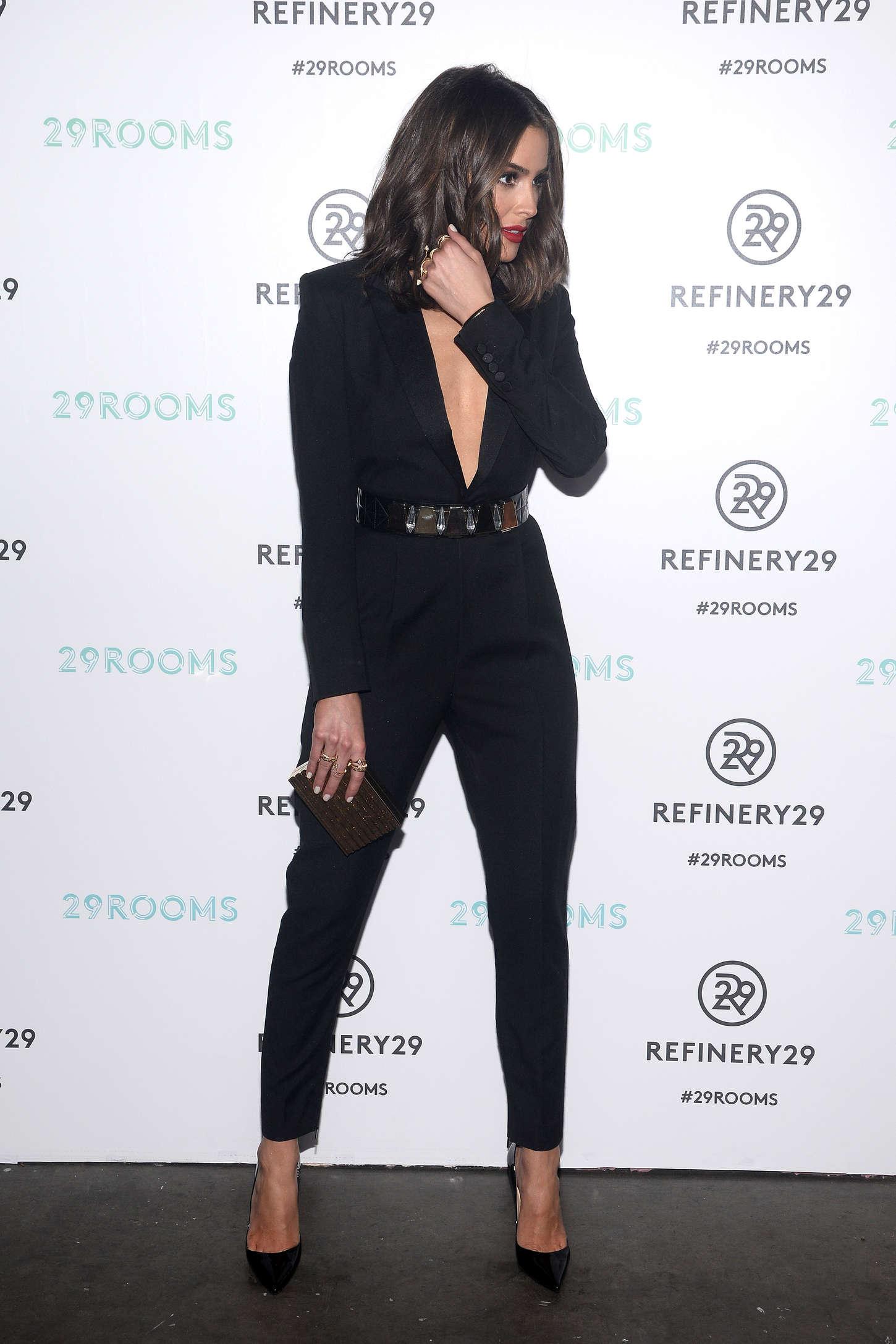 Olivia Culpo 2015 : Olivia Culpo: Refinery29 Presents 29Room -24