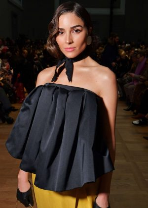 Olivia Culpo - Rochas Fashion Show 2018 in Paris