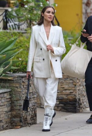 Olivia Culpo - Seen while visiting a friend in Beverly Hills