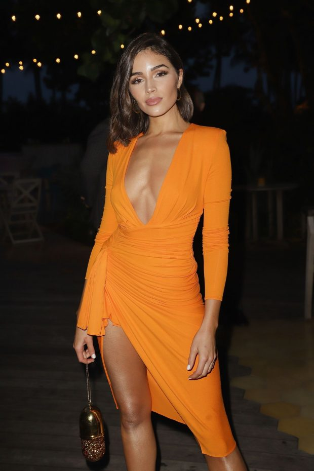 Olivia Culpo - SI Swimsuit Kick Off Party for the 2019 Issue Launch in Miami