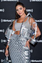 Olivia Culpo - SiriusXM at Super Bowl LIV in Miami