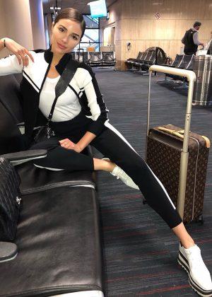 Olivia Culpo – Social Media Pics
