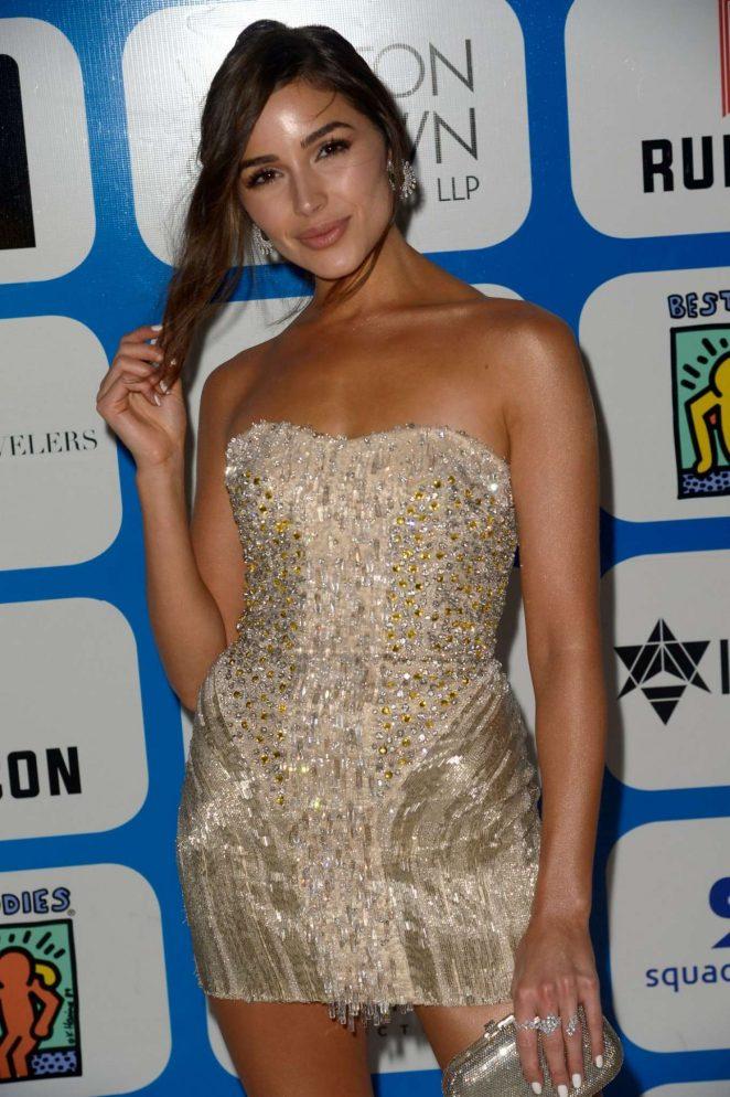 Olivia Culpo - Sports Illustrated 1st Annual Celebrity Beach Soccer Party in Miami