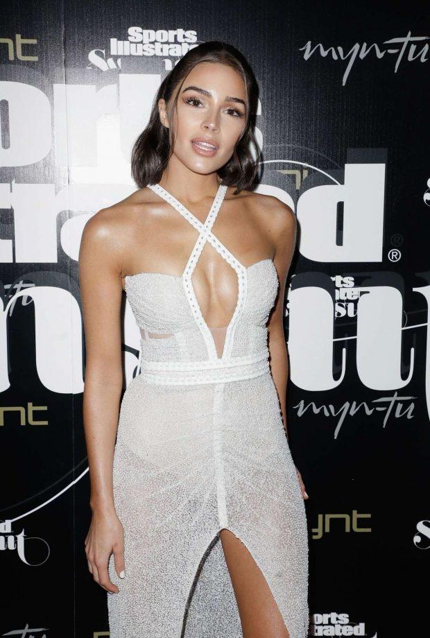 Olivia Culpo - Sports Illustrated Swimsuit Celebrates 2019 Issue Launch in Miami