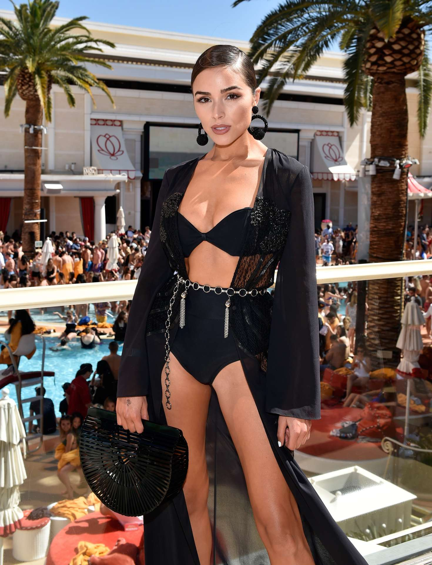 Olivia Culpo - Sports Illustrated Swimsuit New Issue Launch in Las Vegas