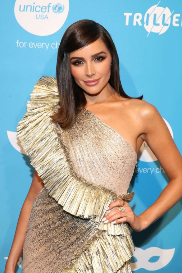 Olivia Culpo - UNICEF Masquerade Ball 2019 in West Hollywood